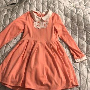 Girls dress 7/8